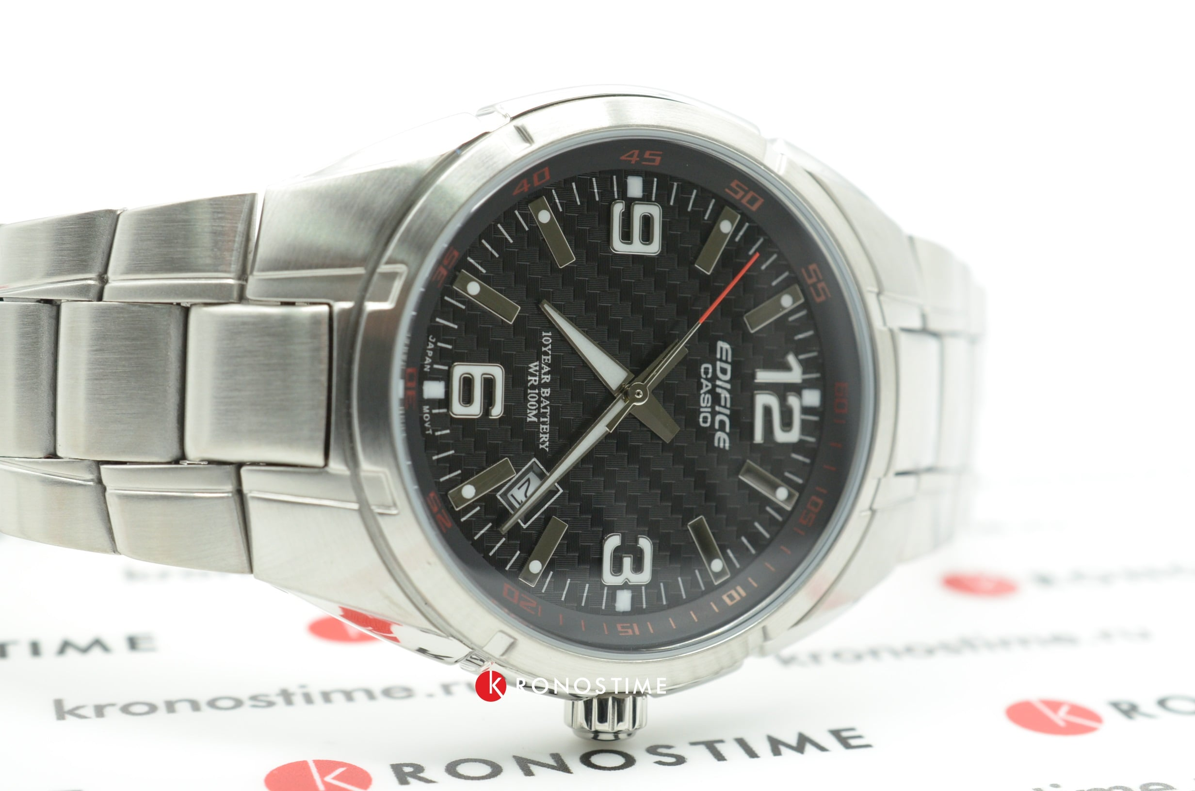Часы Casio Edifice EF-125D-1AVEG