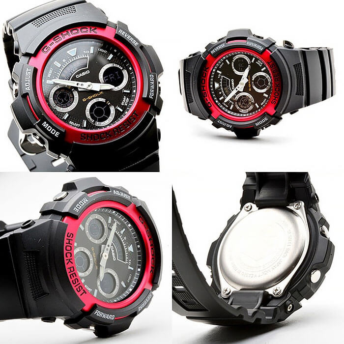 Часы Casio G-Shock AW-591-4AER