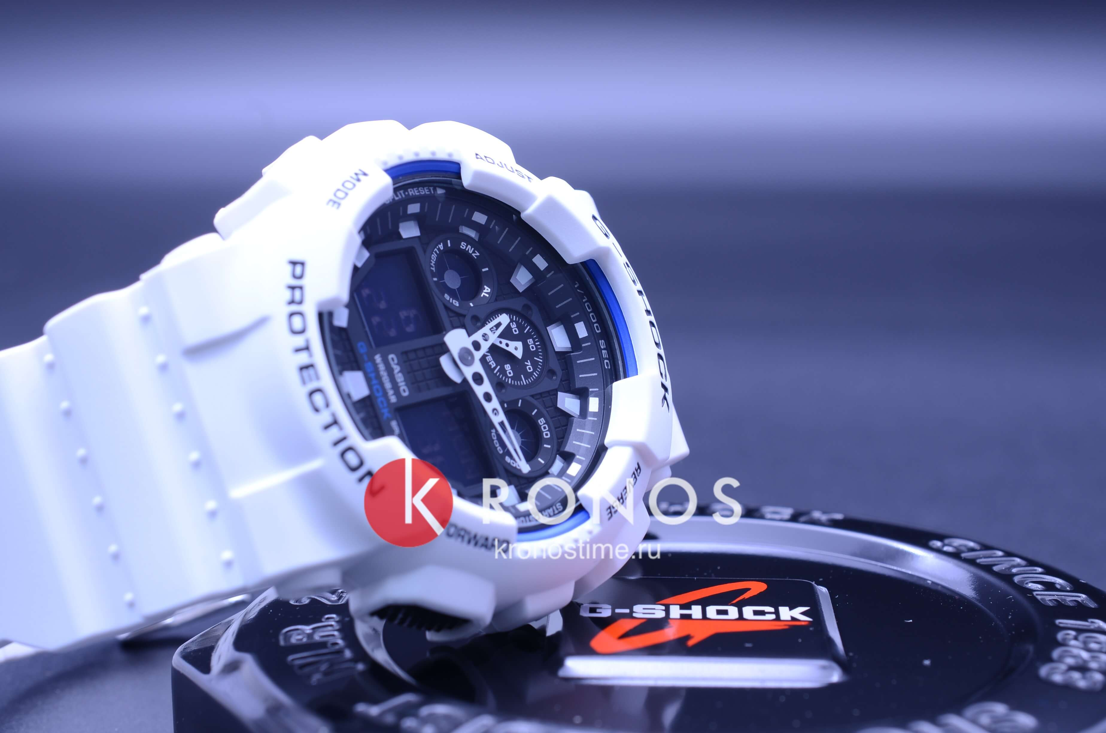 Часы Casio G-Shock GA-100B-7AER